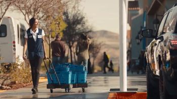 Walmart Grocery App TV Spot, 'Free Grocery Pickup: Cars' Song by Gary Numan - 2888 commercial airings