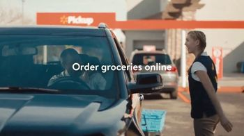 Walmart Grocery App TV Spot, 'Free Grocery Pickup: Cars' Song by Gary Numan - Thumbnail 6