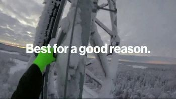 Verizon TV Spot, 'Best for a Reason: Ice Tower'