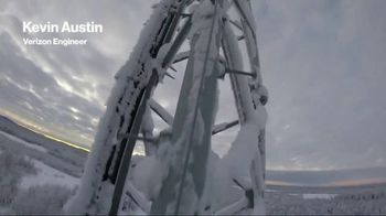 Verizon TV Spot, 'Best for a Reason: Ice Tower' - Thumbnail 4