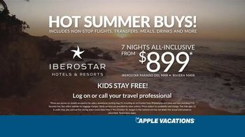 Apple Vacations TV Spot, 'Unforgettable Family Memories: Iberostar Hotels' - Thumbnail 9
