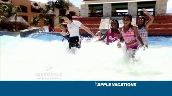 Apple Vacations TV Spot, 'Unforgettable Family Memories: Iberostar Hotels' - Thumbnail 7