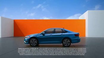 2019 Volkswagen Jetta TV Spot, 'Defensa a defensa' [Spanish] [T2] - Thumbnail 6