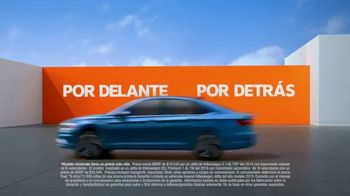 2019 Volkswagen Jetta TV Spot, 'Defensa a defensa' [Spanish] [T2] - Thumbnail 7