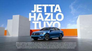 2019 Volkswagen Jetta TV Spot, 'Defensa a defensa' [Spanish] [T2] - Thumbnail 8