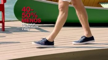 Macy's Venta de Memorial Day TV Spot, 'Zapatos y sandalias' [Spanish] - Thumbnail 5