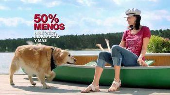 Macy's Venta de Memorial Day TV Spot, 'Zapatos y sandalias' [Spanish] - Thumbnail 9