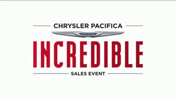 Chrysler Memorial Day Sales Event TV Spot, 'Incredibles 2: Dash' [T2] - Thumbnail 3