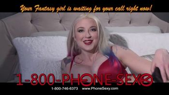 1-800-PHONE-SEXY TV Spot, 'We Wrote the Book' - Thumbnail 9