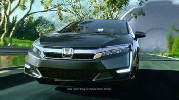 2018 Honda Clarity Plug-in Hybrid TV Spot, 'Beyond the Battery' [T2] - Thumbnail 3