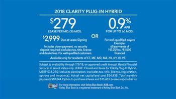 2018 Honda Clarity Plug-in Hybrid TV Spot, 'Beyond the Battery' [T2] - Thumbnail 9