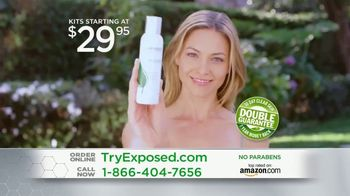 Exposed Skin Care TV Spot, 'Reveal Your Healthy Skin' - Thumbnail 9