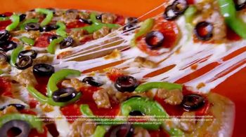 Little Caesars Pizza EXTRAMOSTBESTEST TV Spot, 'Celebra' [Spanish] - Thumbnail 6