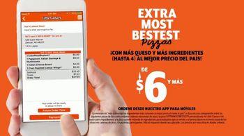 Little Caesars Pizza EXTRAMOSTBESTEST TV Spot, 'Celebra' [Spanish] - Thumbnail 9