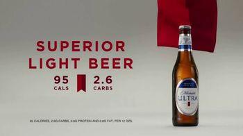Michelob ULTRA TV Spot, 'Superior Light Beer' - Thumbnail 8