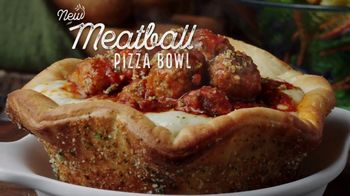 Olive Garden Lunch Duos TV Spot, 'Meatball Pizza Bowl' - Thumbnail 5