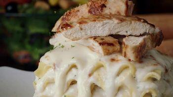 Olive Garden Lasagna Mia TV Spot, 'Sauces and Toppings' - Thumbnail 2
