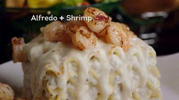 Olive Garden Lasagna Mia TV Spot, 'Sauces and Toppings' - Thumbnail 6