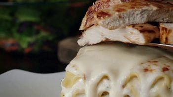 Olive Garden Lasagna Mia TV Spot, 'Create Your Own Lasagna' - Thumbnail 1