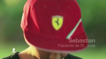 St. Jude Children's Research Hospital TV Spot, 'Sebastián: único' [Spanish] - Thumbnail 1