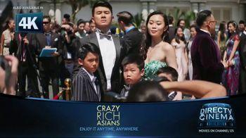 DIRECTV Cinema TV Spot, 'Crazy Rich Asians'