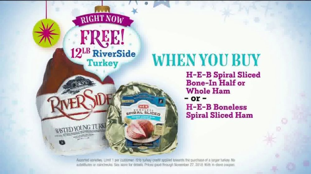 H-E-B TV Commercial, 'Crush the Holiday Dinner' - Video