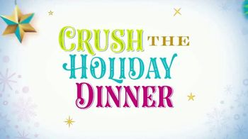 H-E-B TV Spot, 'Crush the Holiday Dinner' - Thumbnail 2