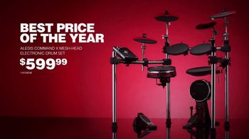 Guitar Center TV Spot, '2018 Holidays: Drum Set and Stick Pack' Song by Anderson .Paak - Thumbnail 5