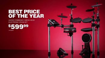 Guitar Center TV Spot, '2018 Holidays: Drum Set and Stick Pack' Song by Anderson .Paak - Thumbnail 6