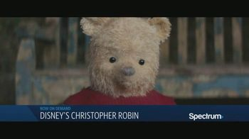 Spectrum On Demand TV Spot, 'Christopher Robin and Incredibles 2'