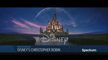 Spectrum On Demand TV Spot, 'Christopher Robin and Incredibles 2' - Thumbnail 2