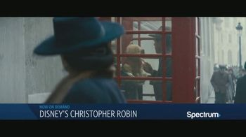 Spectrum On Demand TV Spot, 'Christopher Robin and Incredibles 2' - Thumbnail 3