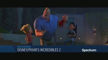 Spectrum On Demand TV Spot, 'Christopher Robin and Incredibles 2' - Thumbnail 8