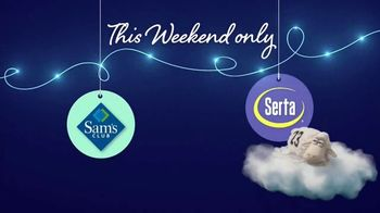 Sam's Club Biggest Mattress Sale of the Year TV Spot, 'Serta Comfortable' - Thumbnail 6