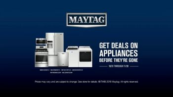 Maytag TV Spot, 'Deployment of Dependability' - Thumbnail 10
