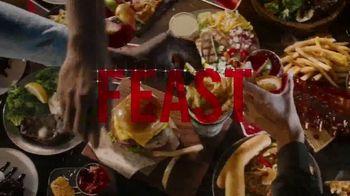 TGI Fridays TV Spot, 'Holiday Feast for $20 at TGI Fridays' - Thumbnail 5