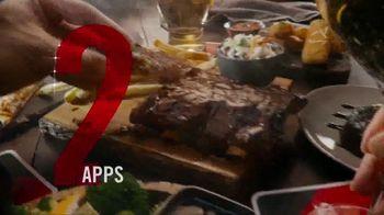 TGI Fridays TV Spot, 'Holiday Feast for $20 at TGI Fridays' - Thumbnail 6