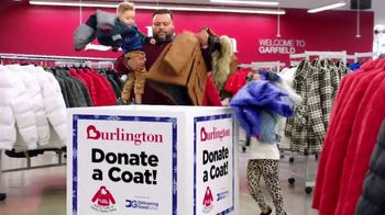 Burlington TV Spot, 'Donate a Coat & Share the Warmth in Your Community' - Thumbnail 1