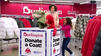 Burlington TV Spot, 'Donate a Coat & Share the Warmth in Your Community' - Thumbnail 2