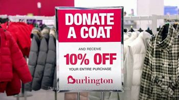 Burlington TV Spot, 'Donate a Coat & Share the Warmth in Your Community' - Thumbnail 4