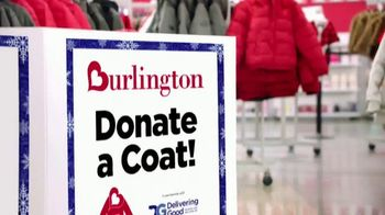 Burlington TV Spot, 'Donate a Coat & Share the Warmth in Your Community' - Thumbnail 7
