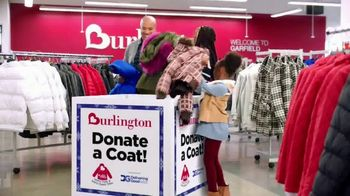 Burlington TV Spot, 'Donate a Coat & Share the Warmth in Your Community' - Thumbnail 8