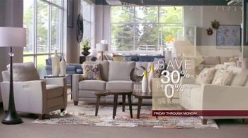 La-Z-Boy Veterans Day Sale TV Spot, '30 Percent' - Thumbnail 7