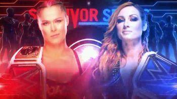 WWE Network TV Spot, '2018 Survivor Series' - 1 commercial airings
