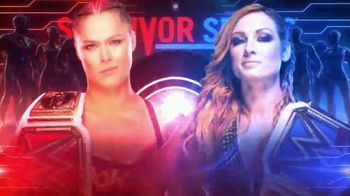 WWE Survivor Series Pay-Per-View TV Spot, 'Rousey vs. Lynch' - 1 commercial airings