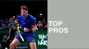 Tennis Channel Plus TV Spot, 'ATP Paris Masters' - 5 commercial airings
