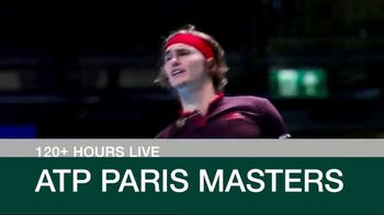 Tennis Channel Plus TV Spot, 'ATP Paris Masters' - Thumbnail 5