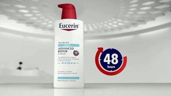 Eucerin Advanced Repair Lotion TV Spot, '48-Hour Moisture' - Thumbnail 10