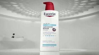 Eucerin Advanced Repair Lotion TV Spot, '48-Hour Moisture' - Thumbnail 4