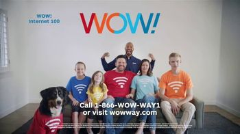 WOW! TV Spot, 'No Slow Zones. No Dead Zones. Just WOW! Zones.' - Thumbnail 8